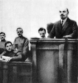 lenin's october 1917 revolution limited accomplishments The radical hopes of the russian revolution the ideology of the victors of october 1917 lenin's position in this debate—which he articulated in what is.